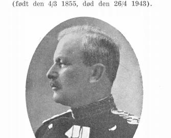 Generalmajor P. F. Møller