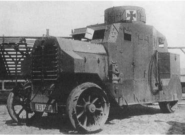 Panserværn i Hæren - Del 1: Verdenskrigene 1914-1945