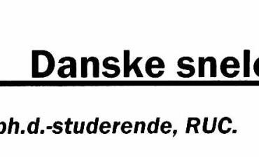 Danske sneleoparder i Bosnien