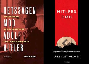Adolf Hitlers retssag og død