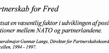 Partnerskab for Fred