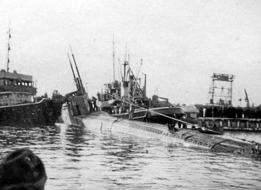 Ubådskrig i Kattegat – HMS Seal erobret af tyskerne i 1940
