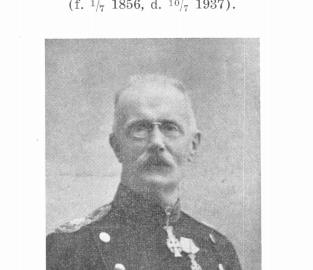 Generalmajor Hjalmar Ulrich