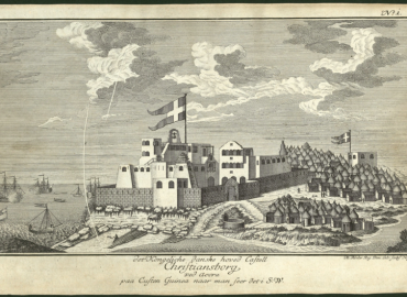 Dansk våbenhandel var afgørende for slavehandlen på Guldkysten 1650-1750